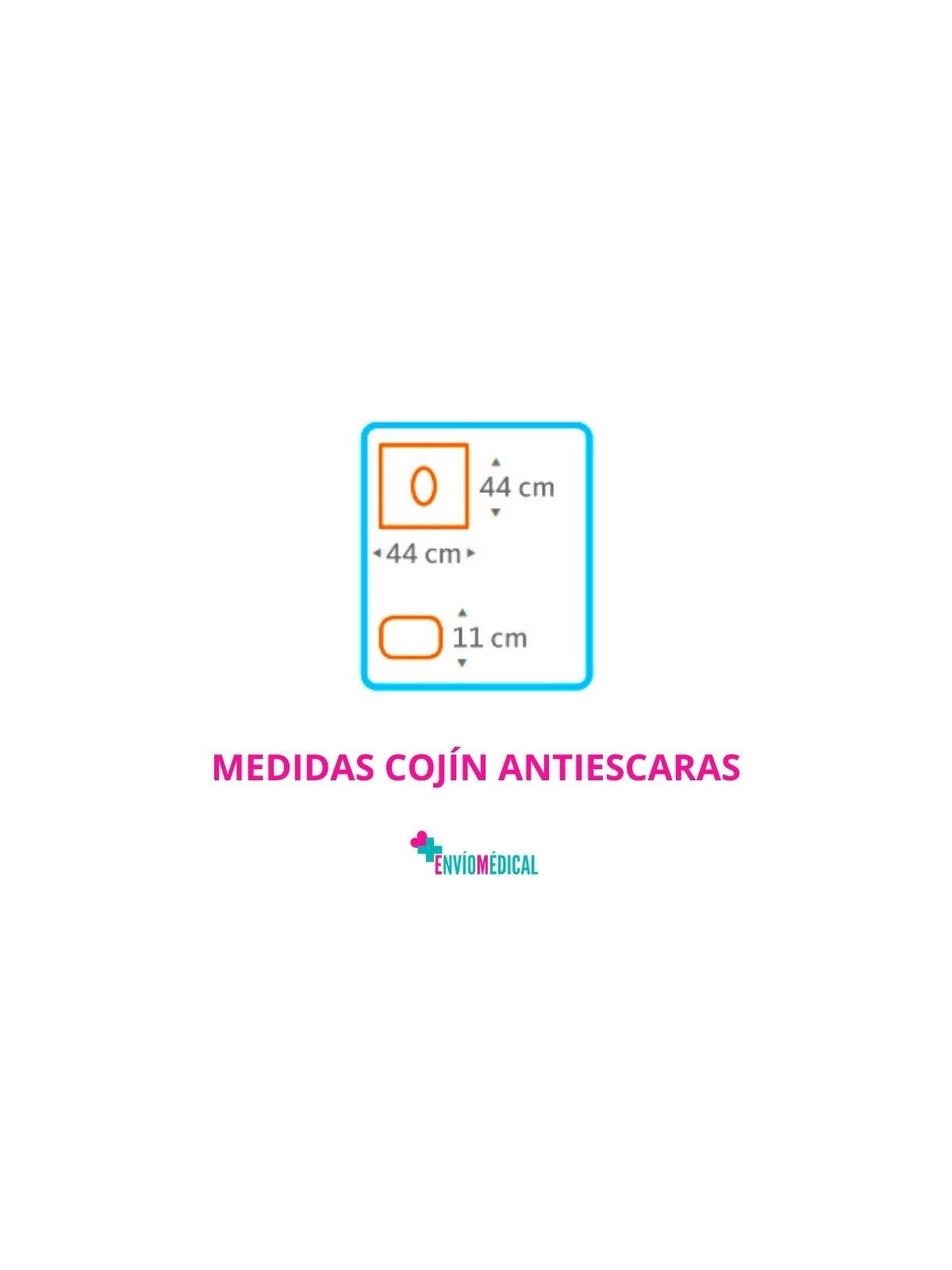 Cojín Antiescaras Tech Herradura