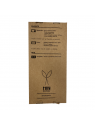 Almohadilla cervical de semillas trigo y lavanda