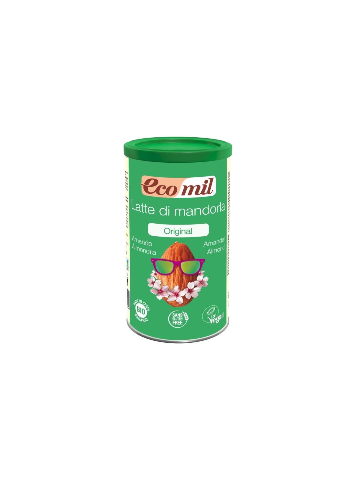 Bote de Almendra Instant Bio Ecomil 250 g