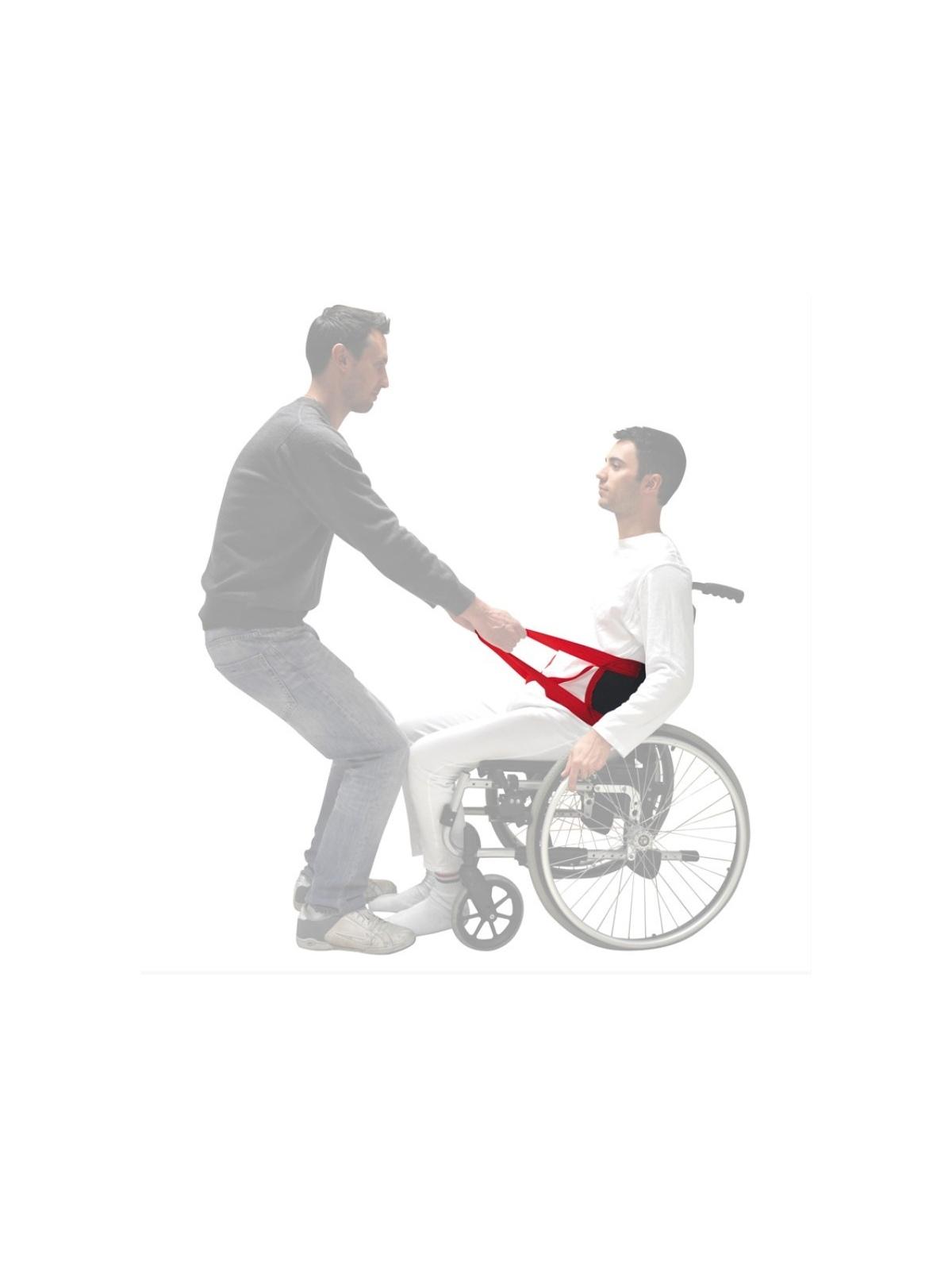 Eslinga para levantar pacientes