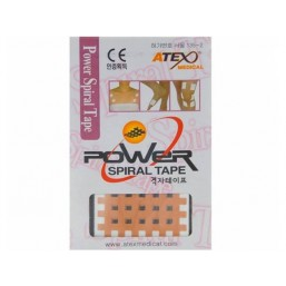 Kinesiology Cross Tape Spiral Tape