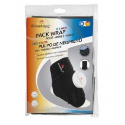 Pulpo de neopreno Ice Pack Wrap RehabMedic