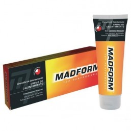 Mad Form Cremy Gel Crema de Calentamiento 120ml