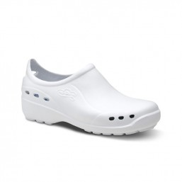 Zueco sanitario shoes blanco