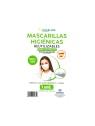 Mascarilla Higiénica Reutilizable Lavable Triple Capa UNE 0065:2020