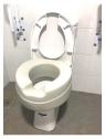 Elevador de WC blando SIN TAPA 2