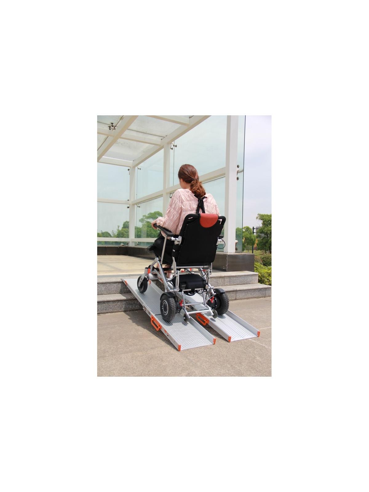 Rampas telescópicas para sillas de ruedas3